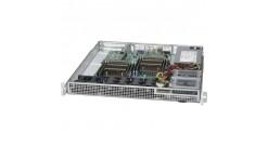 """Корпус Supermicro CSE-514-505 - 1U, 500w, 4x2.5"""""""" or 1x3.5"""""""" Internal HDD"""