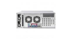 "Корпус Supermicro CSE-846BE2C-R1K28B— 4U, 2x1280W, 24x3.5"""" + 2x2.5"""" opt., dual SAS3 (12Gbps) expanders"