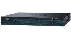 Cisco1921/K9 with 2GE, SEC License PAK, 512MB DRAM, 256MB Fl..