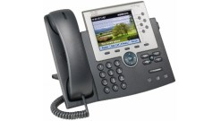 Телефон Cisco Unified IP Phone 7965, Gig Ethernet, Color, spare