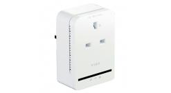 Сетевой адаптер D-Link DHP-P308AV/B1A Компактный Power Line HD 500Mbps Ethernet ..