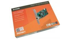 Сетевой адаптер D-Link DGE-528T, PCI, 10/100/1000Mbps Gigabit Ethernet UTP NIC, ..