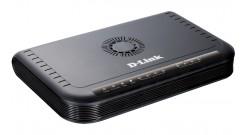 Шлюз D-Link DVG-5004S, VoIP Gateway, 4xFXS, 4x10/100BASE-TX (Lan), 1x10/100BASE-..