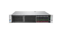 Сервер HP ProLiant DL380 Gen9 2 x E5-2650v3 32GB P440ar/2G DVD-RW 2 x 800W 3yr N..