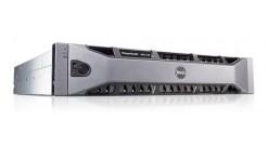 Дисковая полка Dell MD1220 (24xHDD, 2x600Gb 15K 2.5 SAS 2x600W PNBD 3Y 2x1m Cab ..