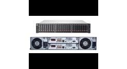 Дисковое хранилище HP P2000 DC-power LFF Chassis..