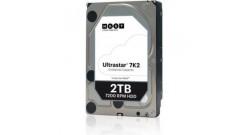 """Жесткий диск HGST 1TB SATA 3.5"""""""" (HUS722T1TALA604) Ultrastar 7K2 6Gb/s, 7200rpm, 128M"""