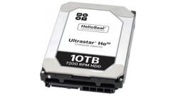 """Жесткий диск HGST 10TB SAS 3.5"""""""" (HUH721010AL4204) Ultrastar HE10 10000Gb, 7200rpm, 256MB buffer"""