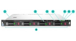 Жесткий диск HP 400GB 3.5'' (LFF) 6G SATA Write Intensive SCC DS SSD (for HP Proliant Gen9 servers)