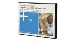 HPE E-LTU OneView with iLO Adv, 3yr 24x7 TS, Flex Qty, Electronic, analog E5Y34A..