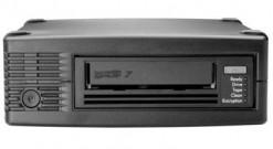 Ленточный накопитель HPE Ultrium 15000 SAS Tape Drive, Ext. (Ultr. 6/15TB incl. 1data ctr, SAS cbl SFF8644/SFF8087)