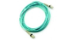 HP 0.5m Multi-mode OM3 LC/LC FC Cable..