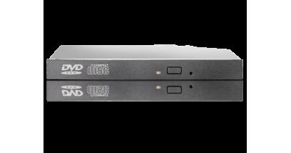 Оптический привод HP 12.7mm Slim SATA DVD ROM JackBlack Optical Drive for DL380pGen8