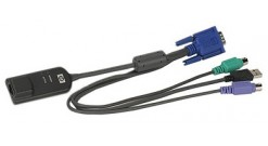 Адаптер HPE KVM Cnsl PS2/USB VM CAC ITFC (AF624A)..