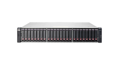 Дисковое хранилище HP MSA 1040 2Prt FC DC SFF Strg