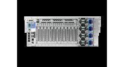 Сервер HP ProLiant DL580 Gen9 4 x E7-4850v3 128GB P830i/4GB FBWC 12Gb SAS 4 x 12..