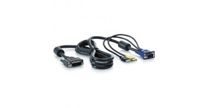 HP USB Server Console Cable, 6 foot, 2-Pack