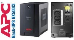 ИБП APC Back-UPS RS/ 500VA/300W/ 230V/ AVR/ 3xC13 (battery backup)/ 2 year warranty/ Tower/ Black