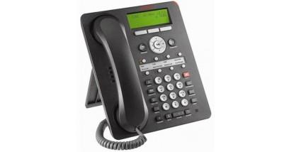 Системный цифровой телефон AVAYA IP PHONE 1608-I BLK