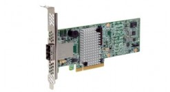 Контроллер Intel Riad RS3SC008 12Gb/s SAS, 6Gb/s SATA D 0,1,5,10,50,60 add-in card with x8 PCIe 3.0, 8 ext. ports, MD2 Low Profile (RS3SC008 928223)