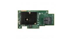 Контроллер Intel Raid RMS3HC080, 8 Internal Port, PCI-Ex8, Low-Profile MD2 0/1/10/5 (932469)