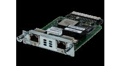 Интерфейсная карта 1-Port Channelized E1/T1/PRI/VE1 Multiflex Trunk Interface Ca..