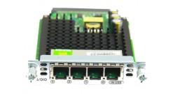 Интерфейсная карта 4-Port FXS and 1-Port FXO Voice Interface Card..