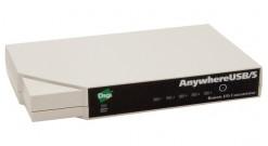 Интерфейсный модуль Digi AnywhereUSB 5 port USB over IP Hub Gen 2 (AW-USB-5)