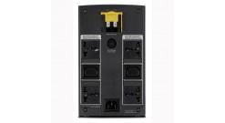 ИБП APC Back-UPS BX1100LI 550Вт 1100ВА черный..