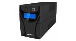 Источник бесперебойного питания Ippon Back Power Pro LCD 500 300Вт 500ВА черный..