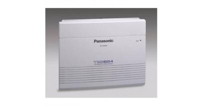 АТС Panasonic KX-TEM824RU системный блок (6 гор + 16 внутр)