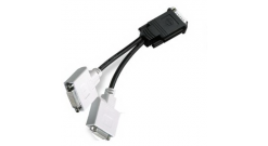 Кабель CAB-L60-2XD6F, (DL-CAB-DVI) LFH60-to-DVI dual-monitor adapter cable (6 fo..