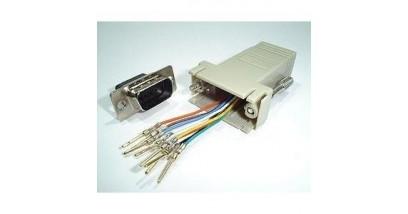 Кабель Digi CM 8 pack DB-25F Console Adapter (Интерфейсный модуль)