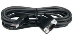 Кабель FC Adaptec ACK-CU-HSSDC-DB9-2G-9M is a 2GB Fibre Channel copper cable, HS..