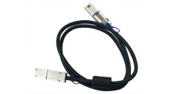 Кабель Infortrend SAS external cable, Pull type, SFF-8088 to SFF-8088, 120 cm, R..