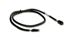 Кабель LSI00400 INTERNAL SAS HD-TO-MINI SAS internal cable SFF8643 to SFF8087 0,6м