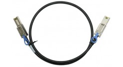 Кабель Lenovo TS Storage V3700 V2 0.6m 12Gb SAS Cable (Mini-SAS HD (controller) ..