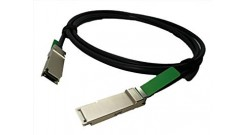 Кабель Lenovo compatible QSFP+ Copper Cable (DAC) for 40Gbit 1m 30 AWG passive (..