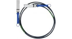 Кабель Mellanox MC2207130-001 FDR InfiniBand QSFP passive copper cable, 1m..