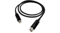 Кабель Qnap CAB-TBT10M Thunderbolt 2 cable, 1.0 m
