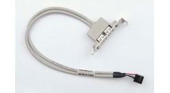 Кабель Supermicro CBL-0083L-LP USB 2.0 2-Port