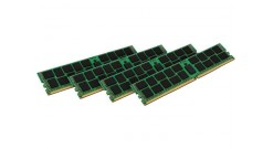 Модуль памяти Kingston 128GB 2400MHz DDR4 ECC CL17 LRDIMM (Kit of 4) 4Rx4 Intel..