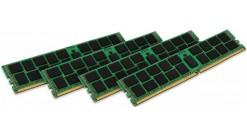 Модуль памяти Kingston 128GB 2400MHz DDR4 ECC Reg CL17 DIMM (Kit of 4) 2Rx4 Inte..