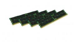 Модуль памяти Kingston 16GB 1600MHz DDR3L ECC Reg CL11 DIMM (Kit of 4) 1Rx8 1.35V
