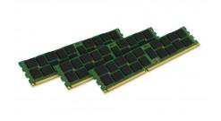 Модуль памяти Kingston 24GB 1600MHz DDR3 ECC Reg CL11 DIMM (Kit of 3) 1Rx4 Intel