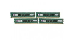 Kingston 32GB 1600MHz DDR3 ECC CL11 DIMM (Kit of 4), EAN: '740617209075..