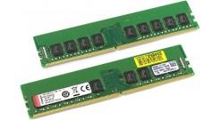 Модуль памяти Kingston 32GB 2133MHz DDR4 ECC CL15 DIMM (Kit of 2) 2Rx8..