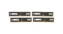 Модуль памяти Kingston 64GB 1600MHz DDR3 ECC Reg CL11 DIMM (Kit of 4) 2Rx4 Intel