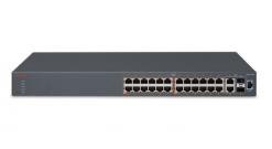 Коммутатор Avaya ERS 3526T-PWR+ with 24 10/100 (802.3af/at) PoE ports, 2 combo 1..
