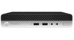 Компьютер HP ProDesk 400 G3 Mini Core i5-7500T,4GB DDR4-2400 SODIMM (1x4GB),500G..